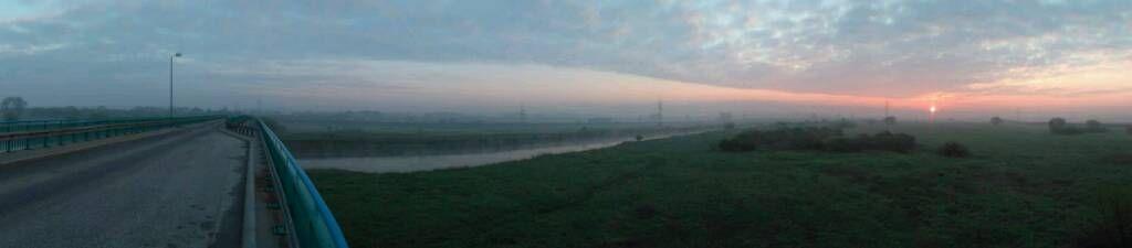 Most do Nowego Brzeska